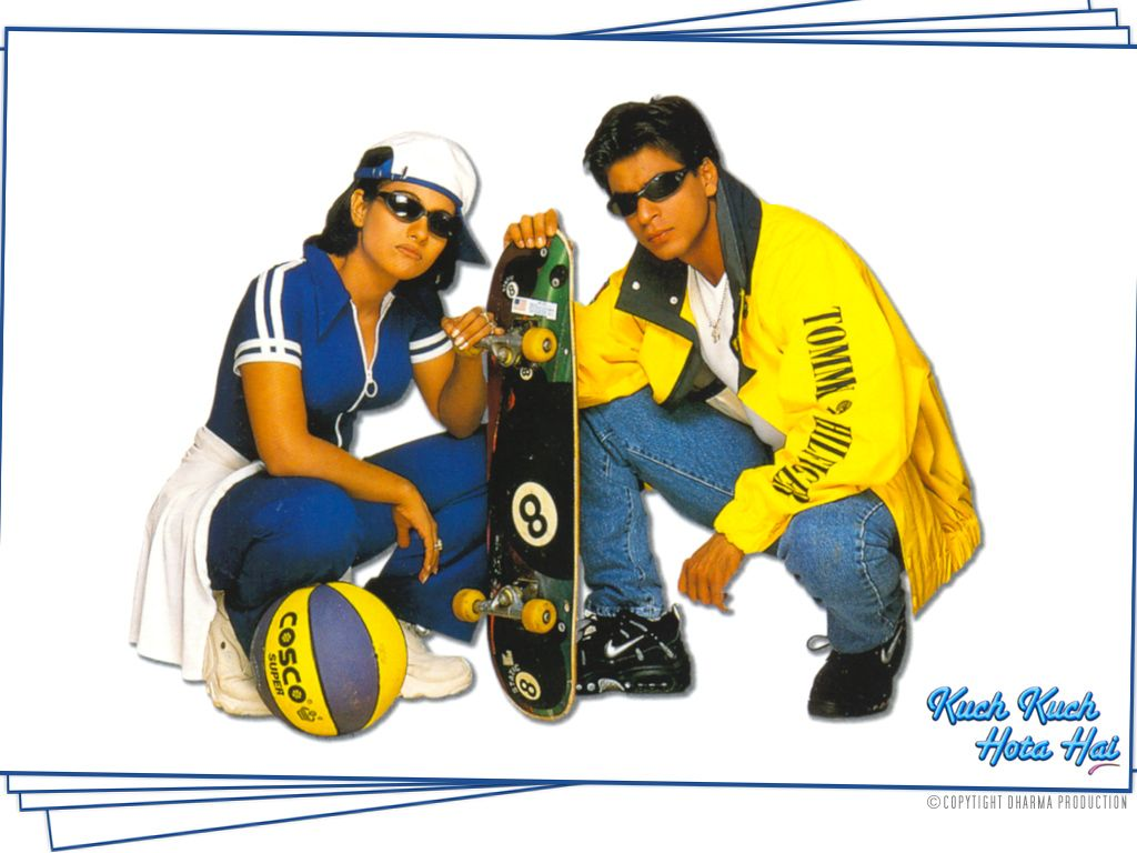 Kuch Kuch Hota Hai Directed By Karan Johar Bollywood Couples Kuch Kuch Hota Hai Bollywood Photos