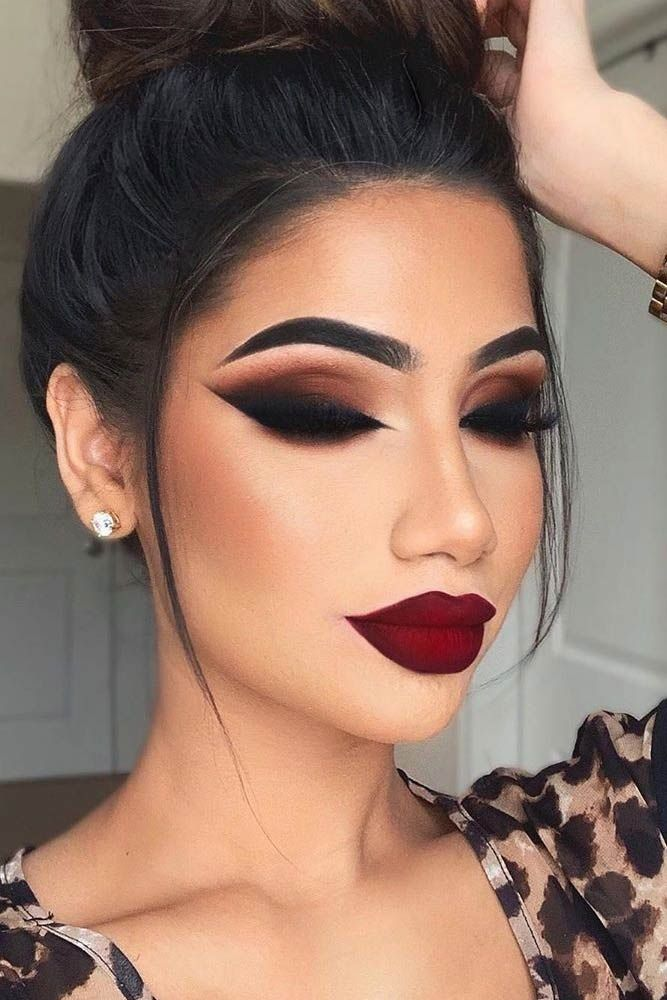 30 Best Fall Makeup Looks And Trends For 2019
