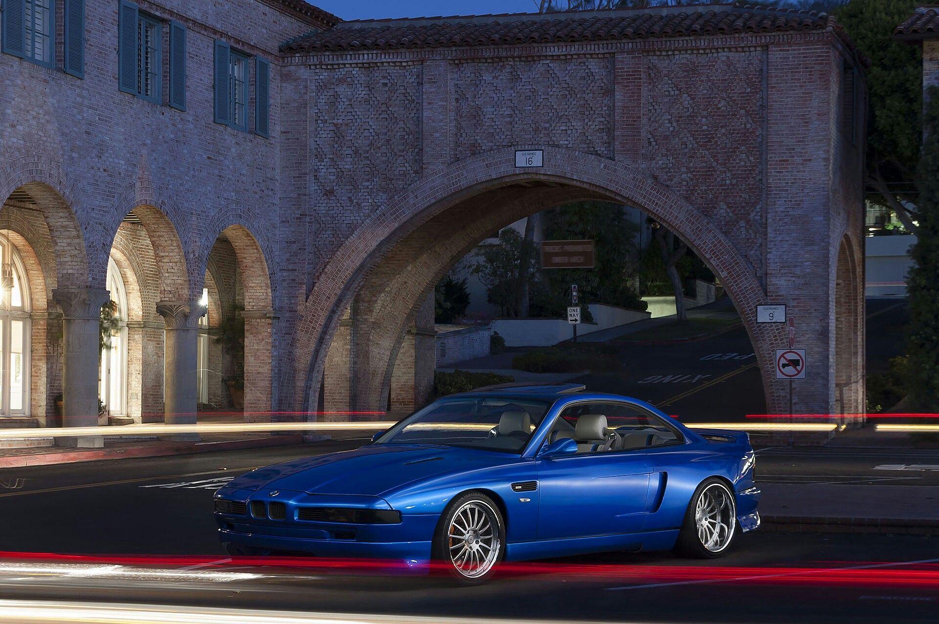 840Ci Custom Widebidy BMW E31 Pinterest