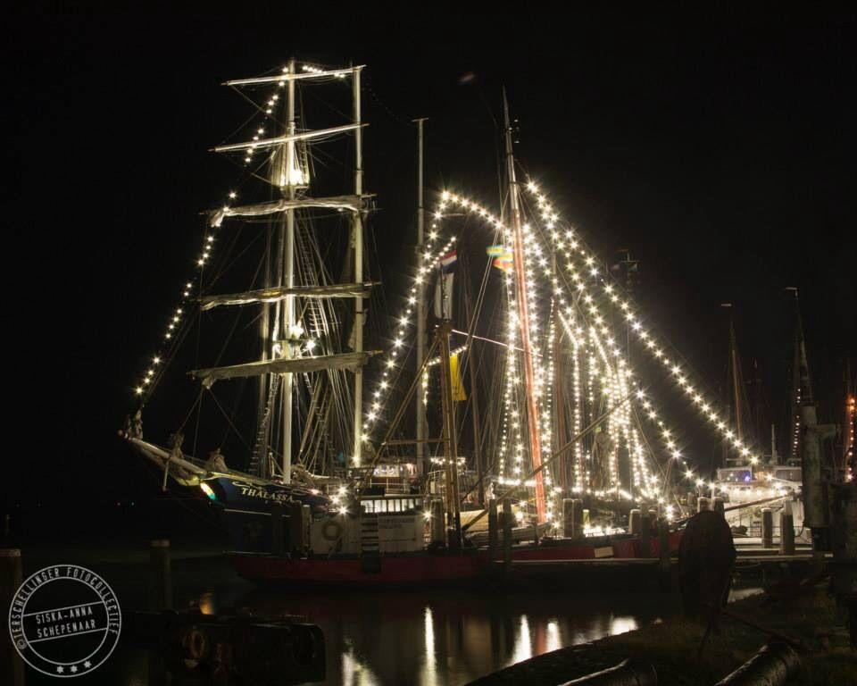 Harbour island Terschelling,christmas 2013