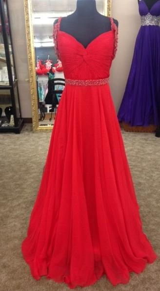 ac8e482f52 Fashion A-line Long Prom Dress Semi Formal Dresses Wedding Party Dress LP151