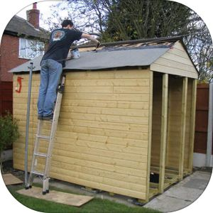 How To Build A Shed By Beebs Apps Building A Shed Shed Building