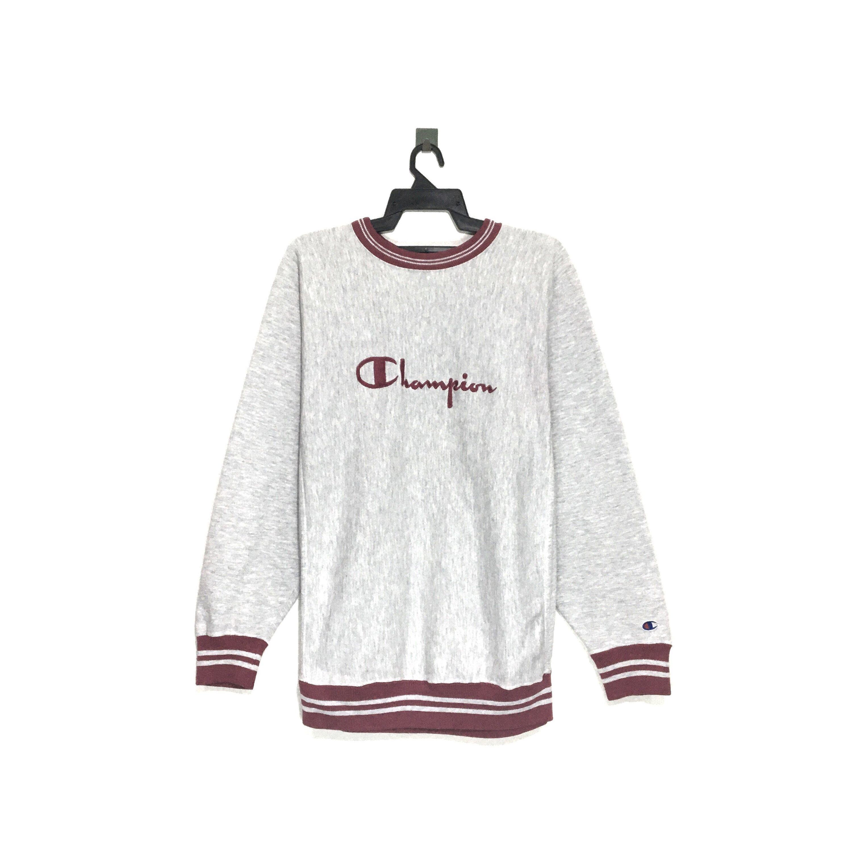 Vintage 80s Gray Champion Reverse Weave Etsy Pullover Sweatshirts Champion Reverse Weave Sweatshirts [ 3000 x 3000 Pixel ]