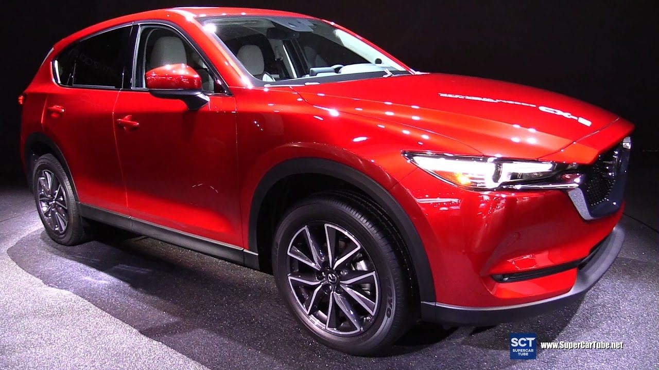 2017 Mazda CX 5 SkyActiv   Exterior And Interior Walkaround   2016 LA Au.