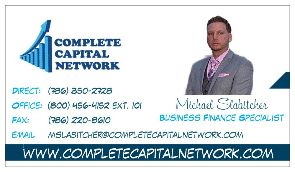 Business card finance business business owner