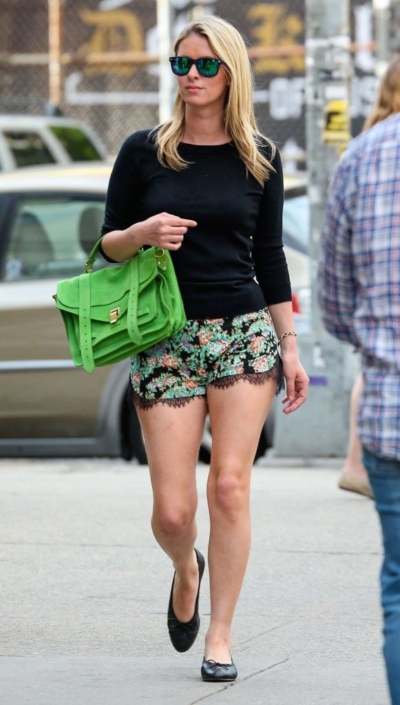 Nicky Hilton Photos Photos  Nicky Hilton Out And About In New York ... b55f6d75f780b