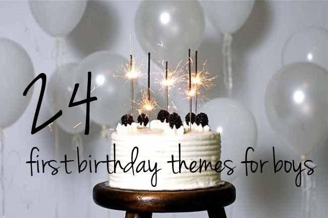 boys 1st birthday party ideas  boy s first birthday ideas you will ...