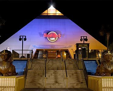Hard Rock Cafe in Myrtle Beach