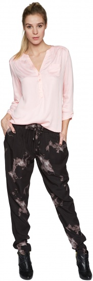 Marble harems pants by TOM TAILOR Denim Come and get yours @Muntfashion www.munt-webshop.be