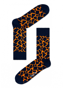Happy Socks men's Giraffe sock available in store and online now at CIRCA75 Sydney