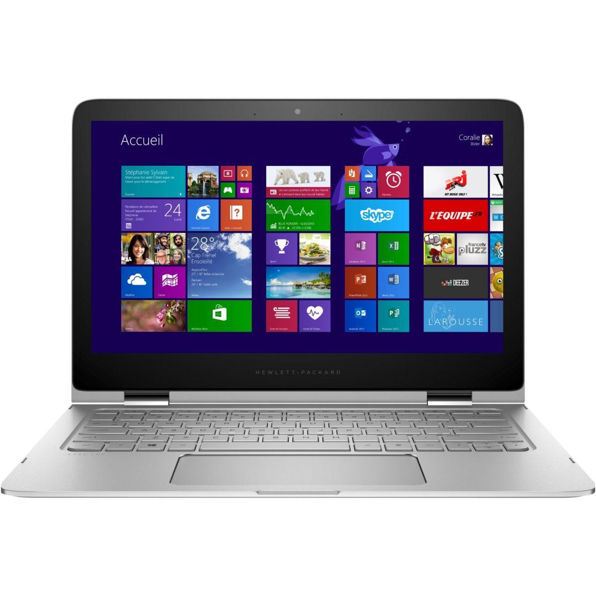 Pc Hybride 13 4000nf X360 Hp Pas Cher Webdistrib Laptop Prix Promo 97319