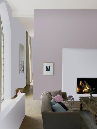 12 nuances de peinture gris taupe pour un salon zen - peinture blanche pour mur