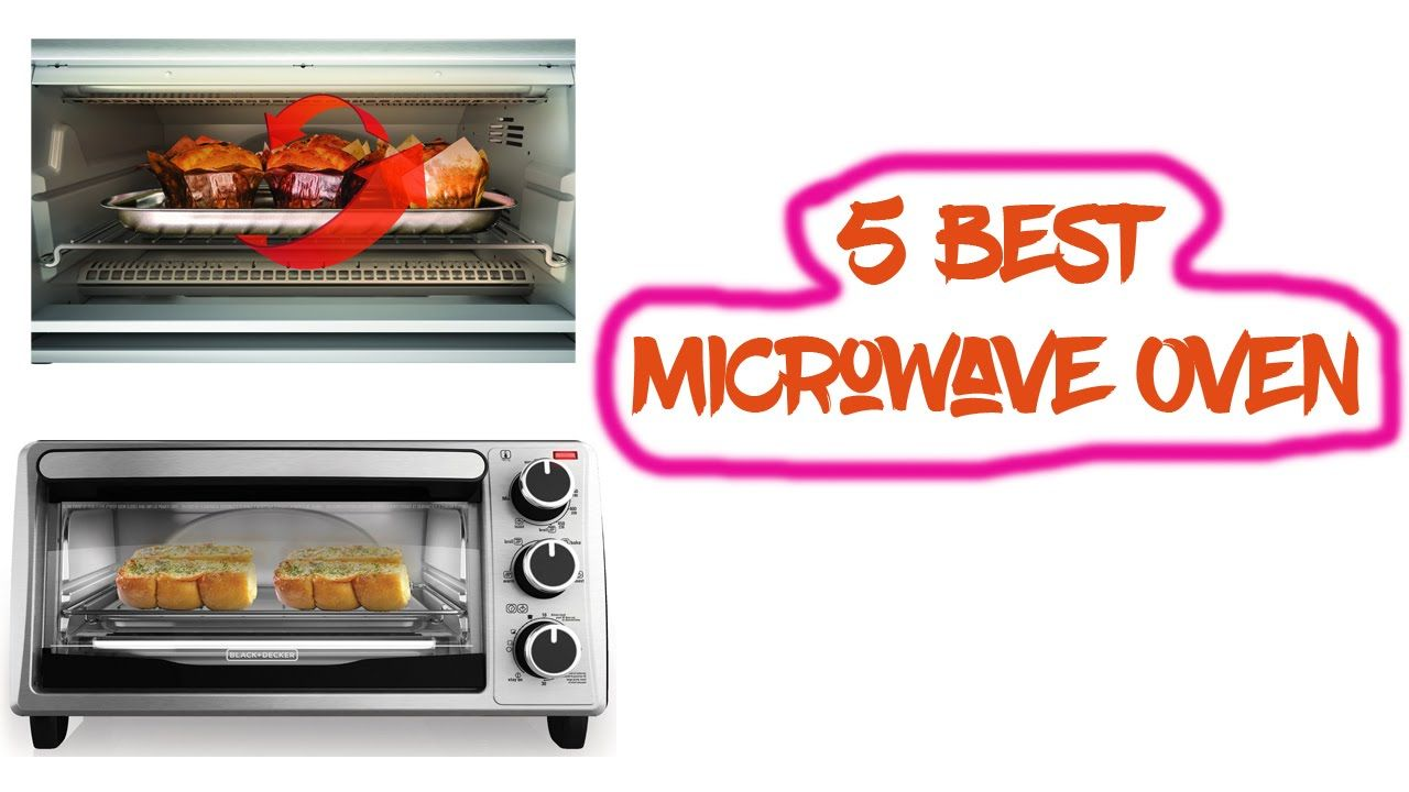 5 Best Microwave Oven Reviews 2016 Convection 1 Blackdecker Cto6335s