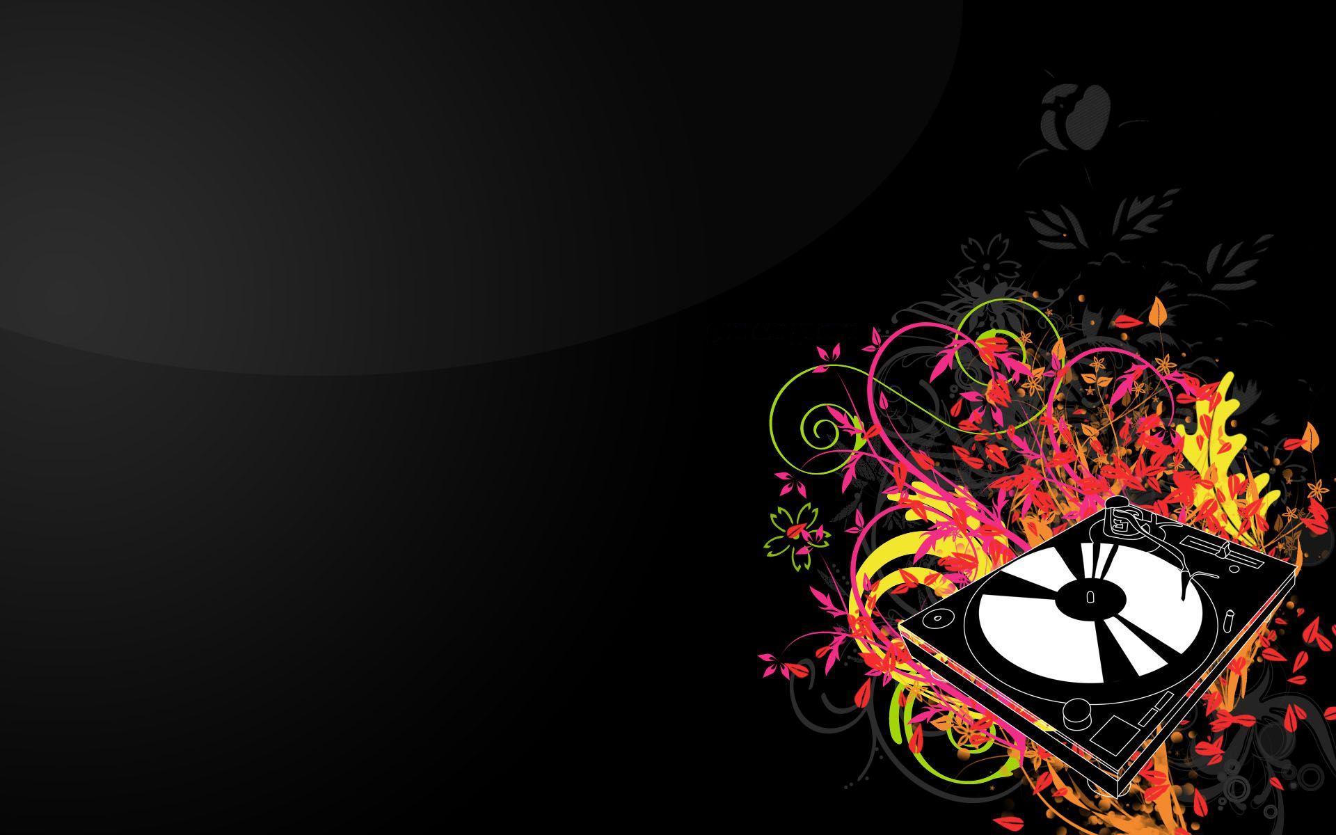 Music DJ Wallpaper Desktop