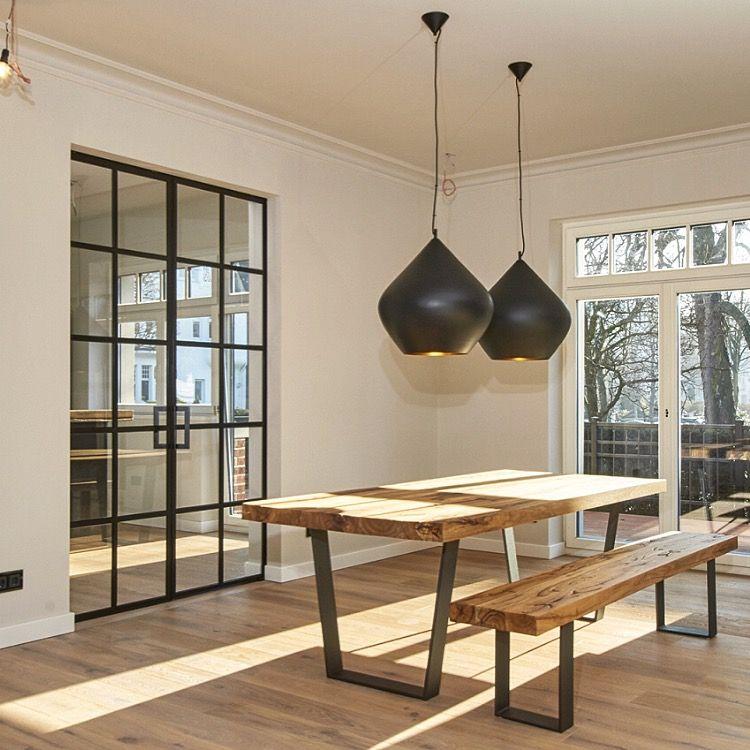 Esstisch / Massivholztisch / Dinningtable / Woodtable aus Eichenholz - Altholz