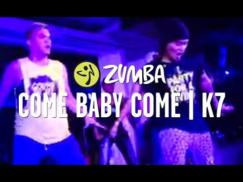 Come Baby Come (Mega Mix 44)   Zumba® Fitness with ZES ...