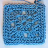 Easy Beginner's Crochet Granny Square Pattern, and more tutorials for beguinners