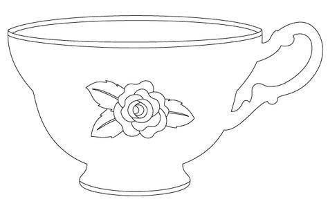 teapot template   click on the images to expand before saving to ...