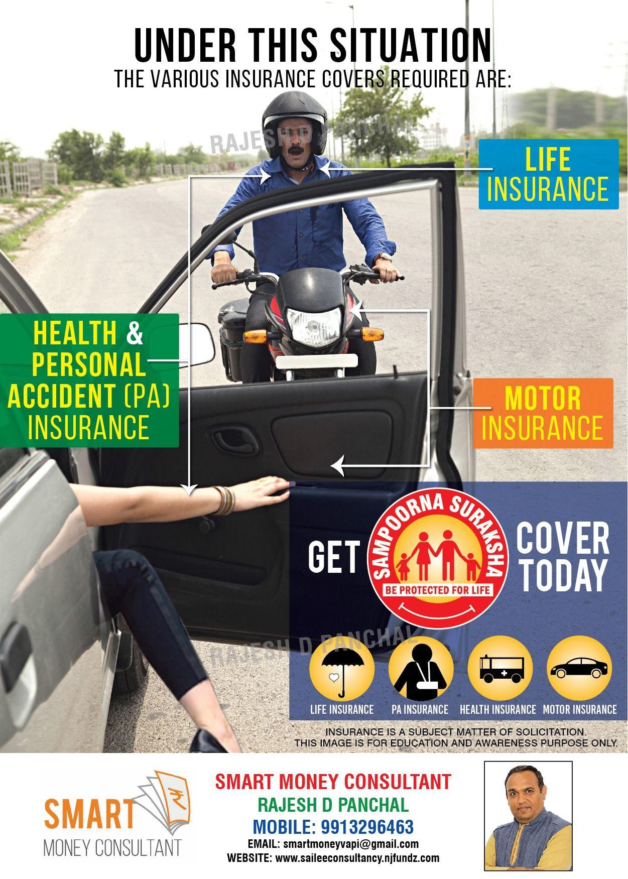 Pin by Harish Meshram on Life insurance | Smart money ...