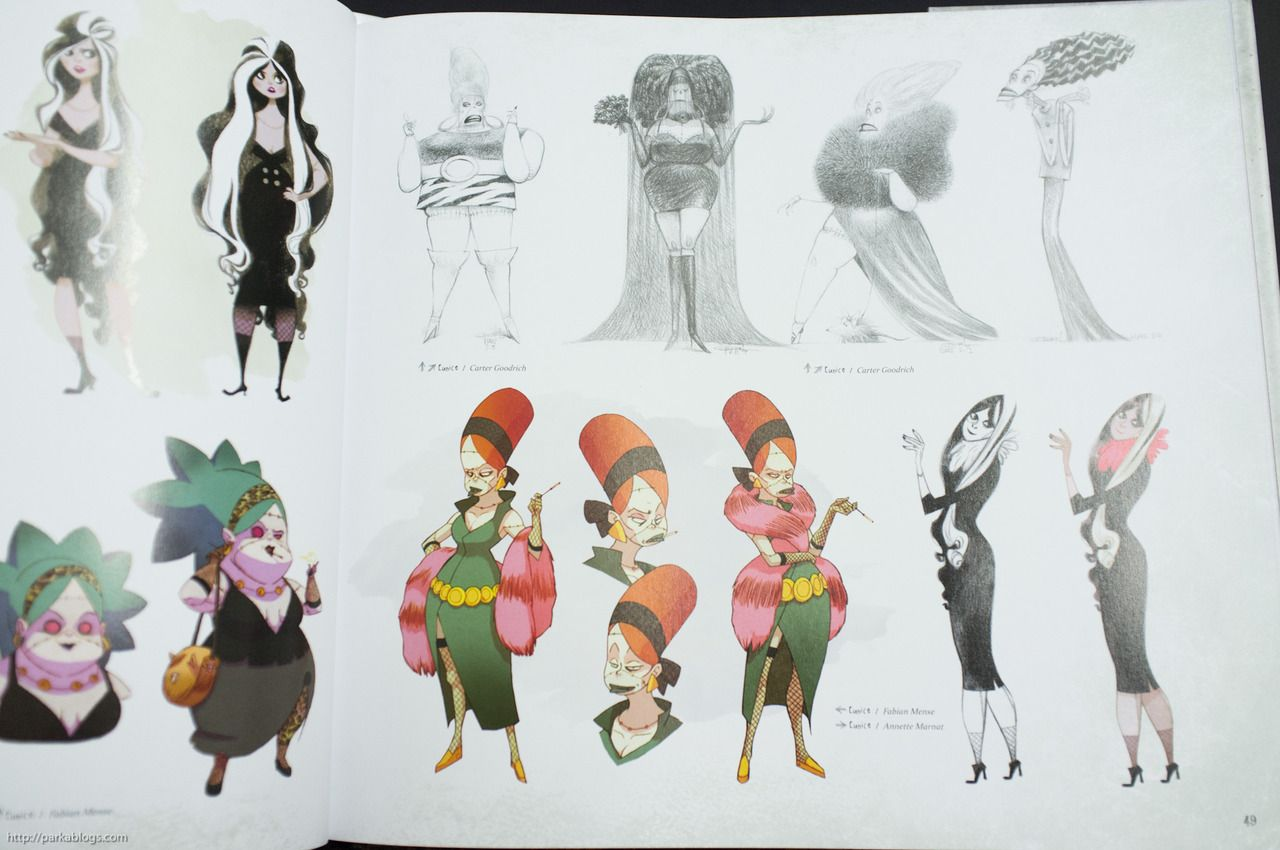 3d Character Design Books : Book animation concept art d model sheets character
