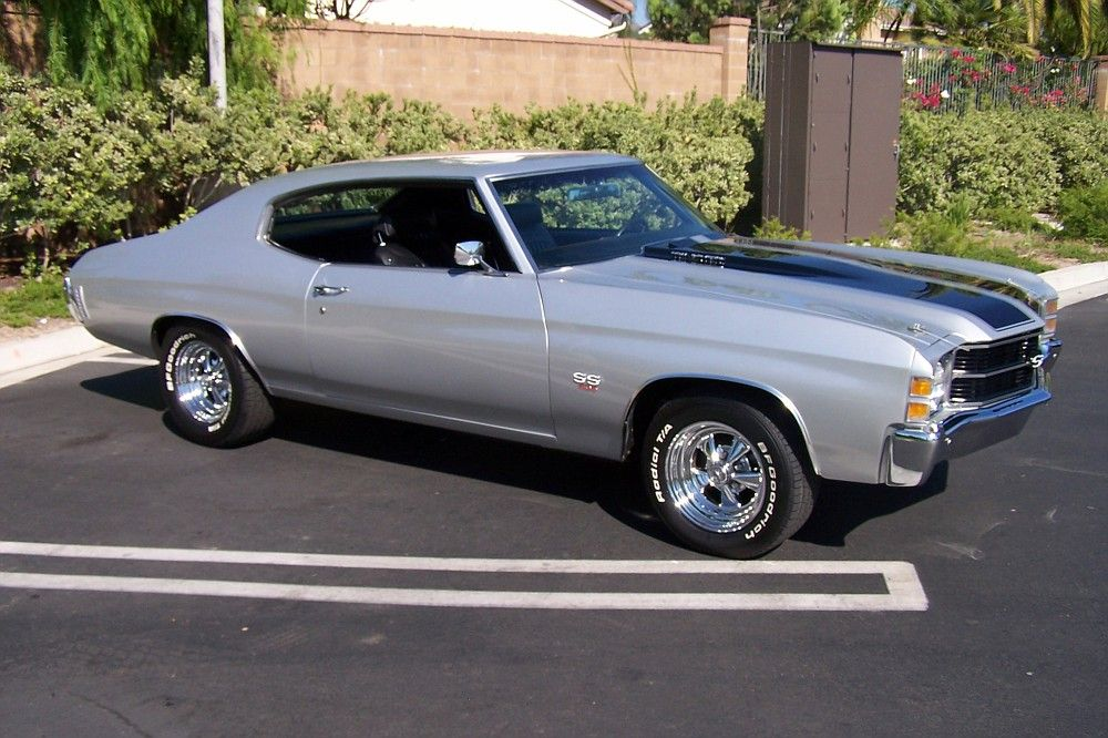 71 Chevelle SS 454 | 71 Chevelle SS 454 (Real SS) 600HP ...