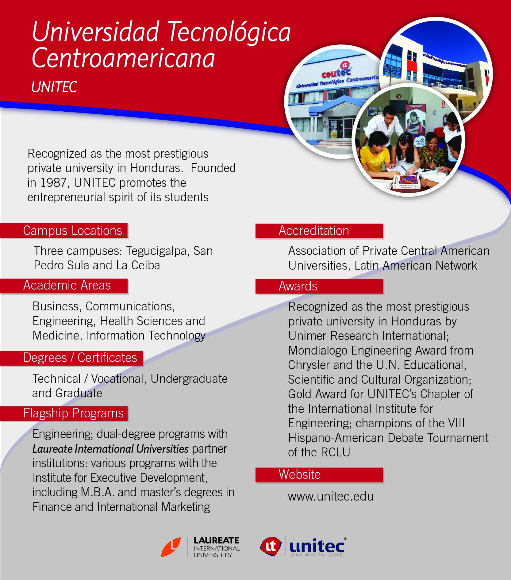 universidad tecnol u00f3gica centroamericana u0026 39 s   unitec hn