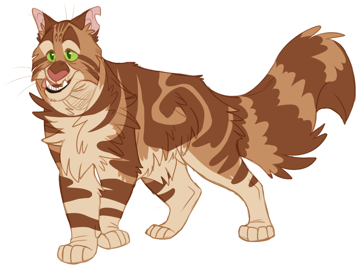 100 Warrior Cats Challenge Day 7 Crookedstar Warrior