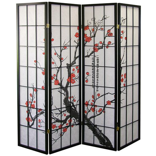 Chinese Wall Room Dividers Photo 6 Bamboo Room Divider Panel