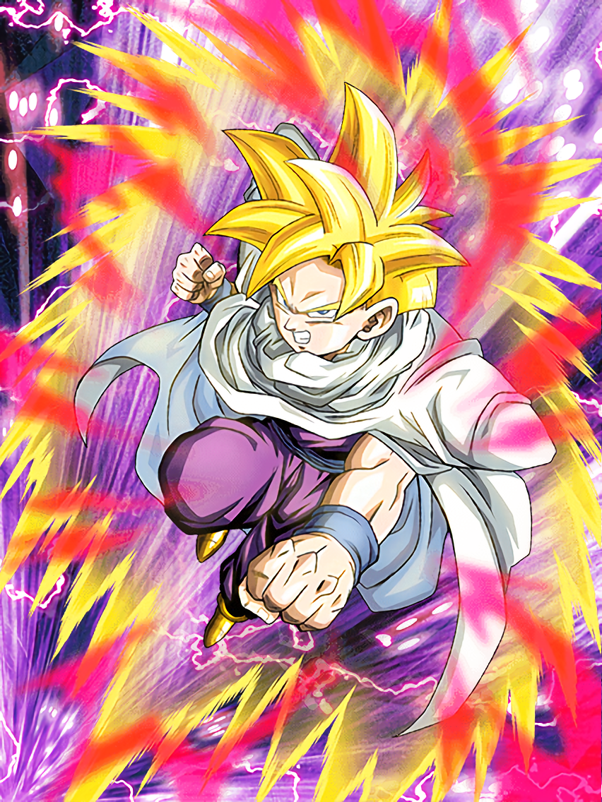 Soaring New Generation] Super Saiyan Gohan (Youth) \