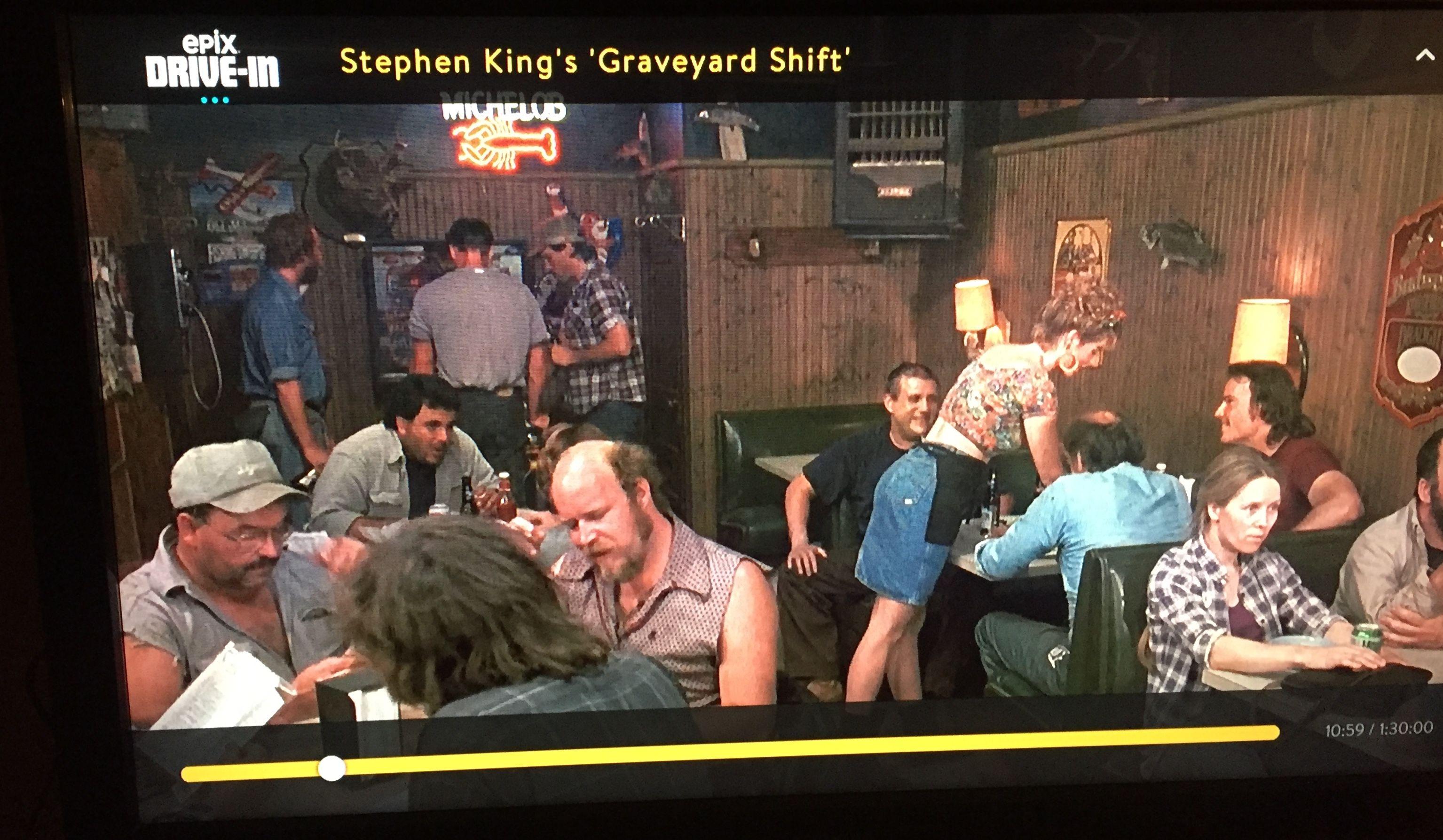 Graveyard Shift (Bar Scene) Pinball Unknown Graveyard