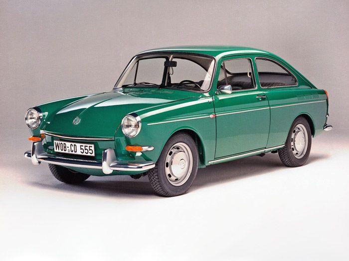 Volkswagen Type 3 1600 Fastback