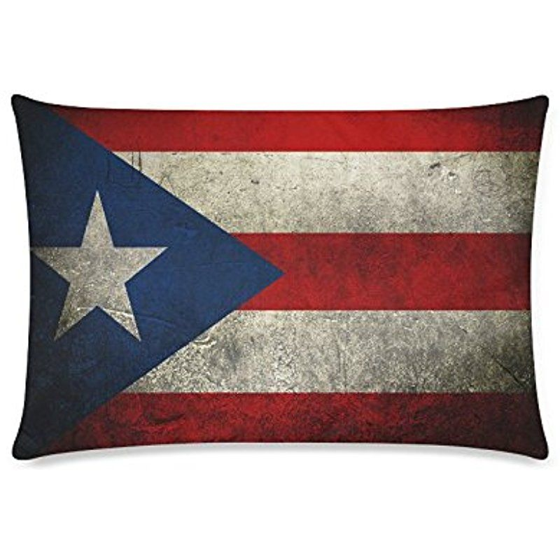 USA American Flag The Stars And Stripes Rectangle Sofa Home Fascinating American Flag Decorative Throw Pillow