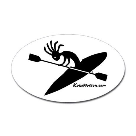 Yak Life,Kayaking,Kayak,Paddling,Water Sports,River Life,Stickers,Vinyl Decal