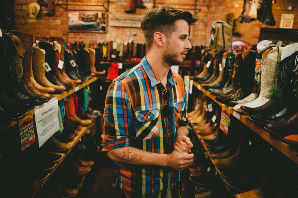 Mark Foster of Foster The People.