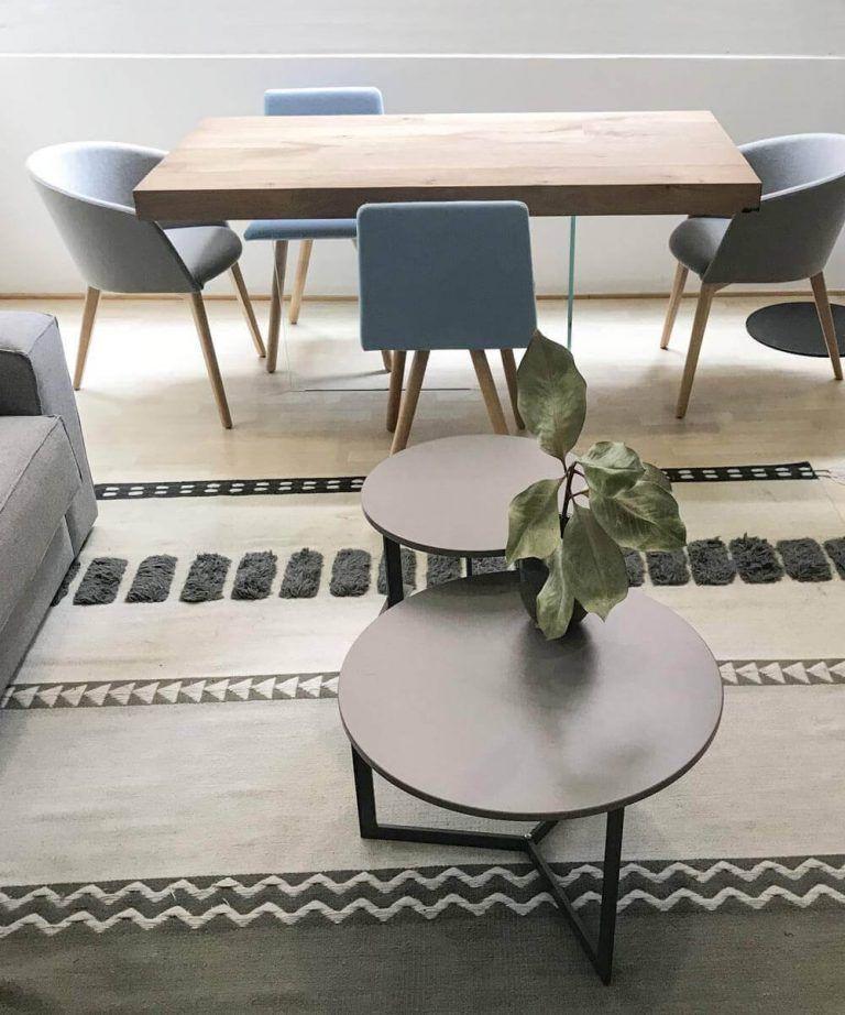 MESA COMEDOR LAGO AIR Tienda de Muebles de Diseño en Madrid