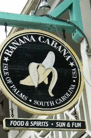 Banana Cabana Has Some Of The Best Seafood On The Island Check Em