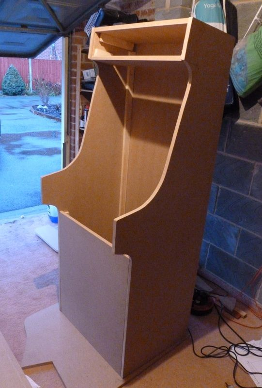 Picture mame cabinets pinterest arcade arcade games and video my 10 month epic build has finally come to an end and ive finished my borderlands 2 arcade cabinet ive wanted to build a cabinet for years malvernweather Gallery