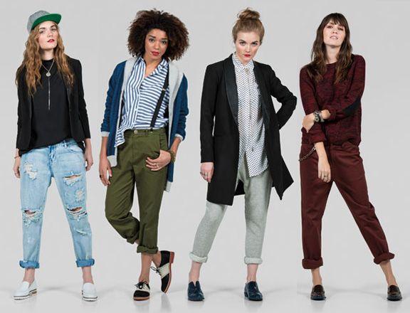 girly lesbian clothing