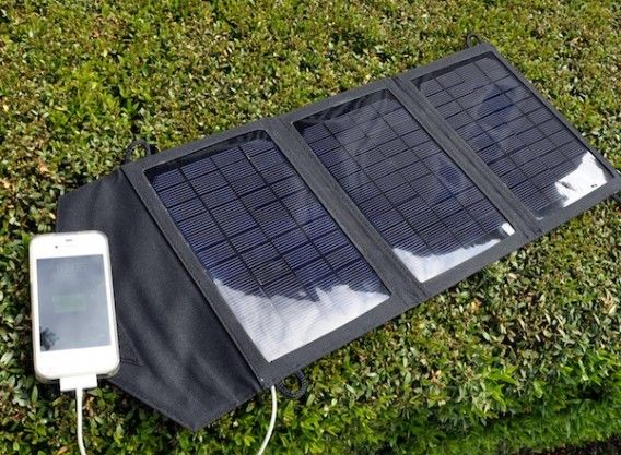 How To Power Gadgets While In Nature Instapark 10 Watt Solar Charger Solar Charger Camping Fun Solar