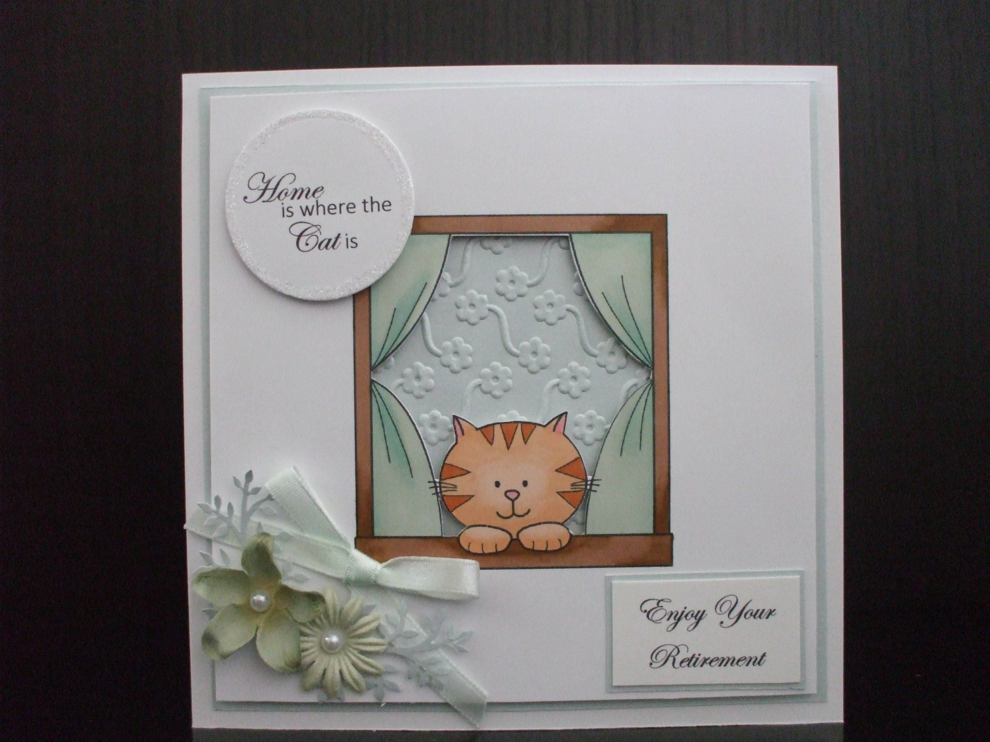 Handmade Personalised Retirement Card By All Things ... |Handmade Retirement Cards