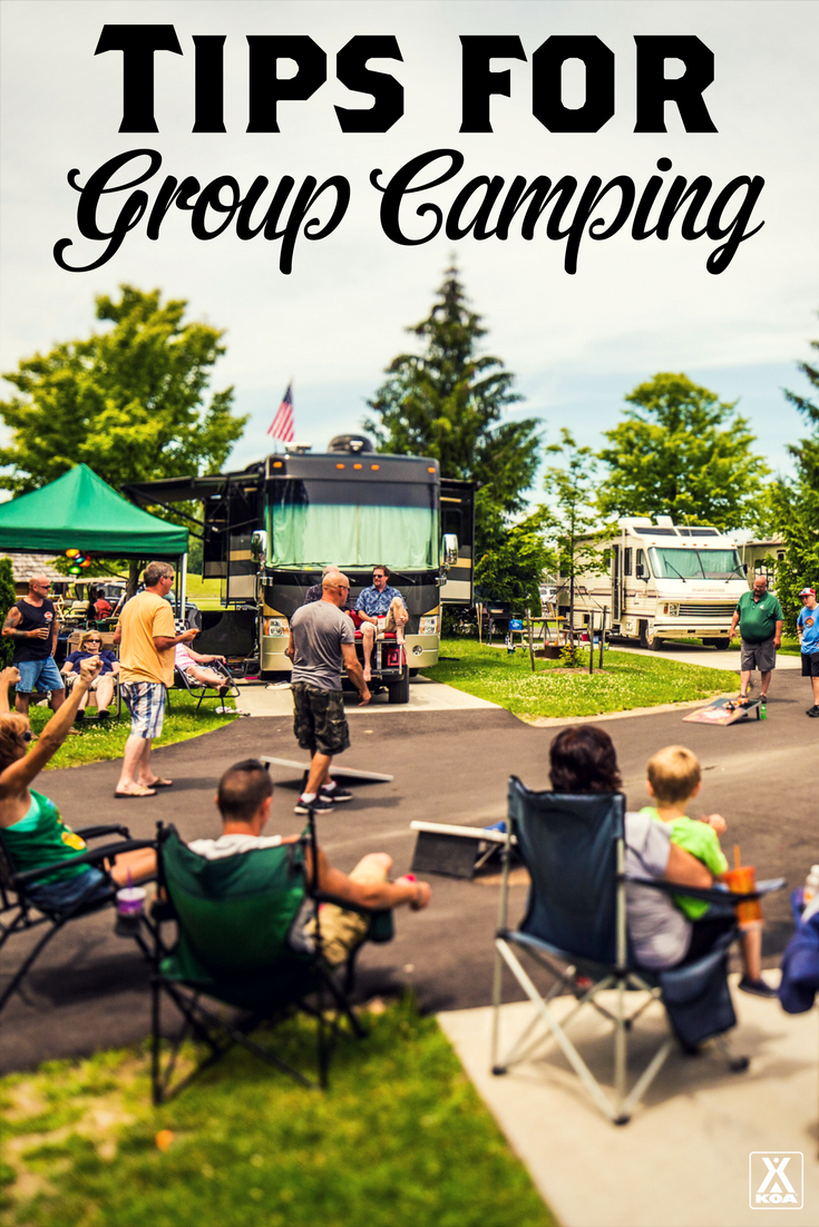 Photo of Add Group Camping to Your Summer To-Do List