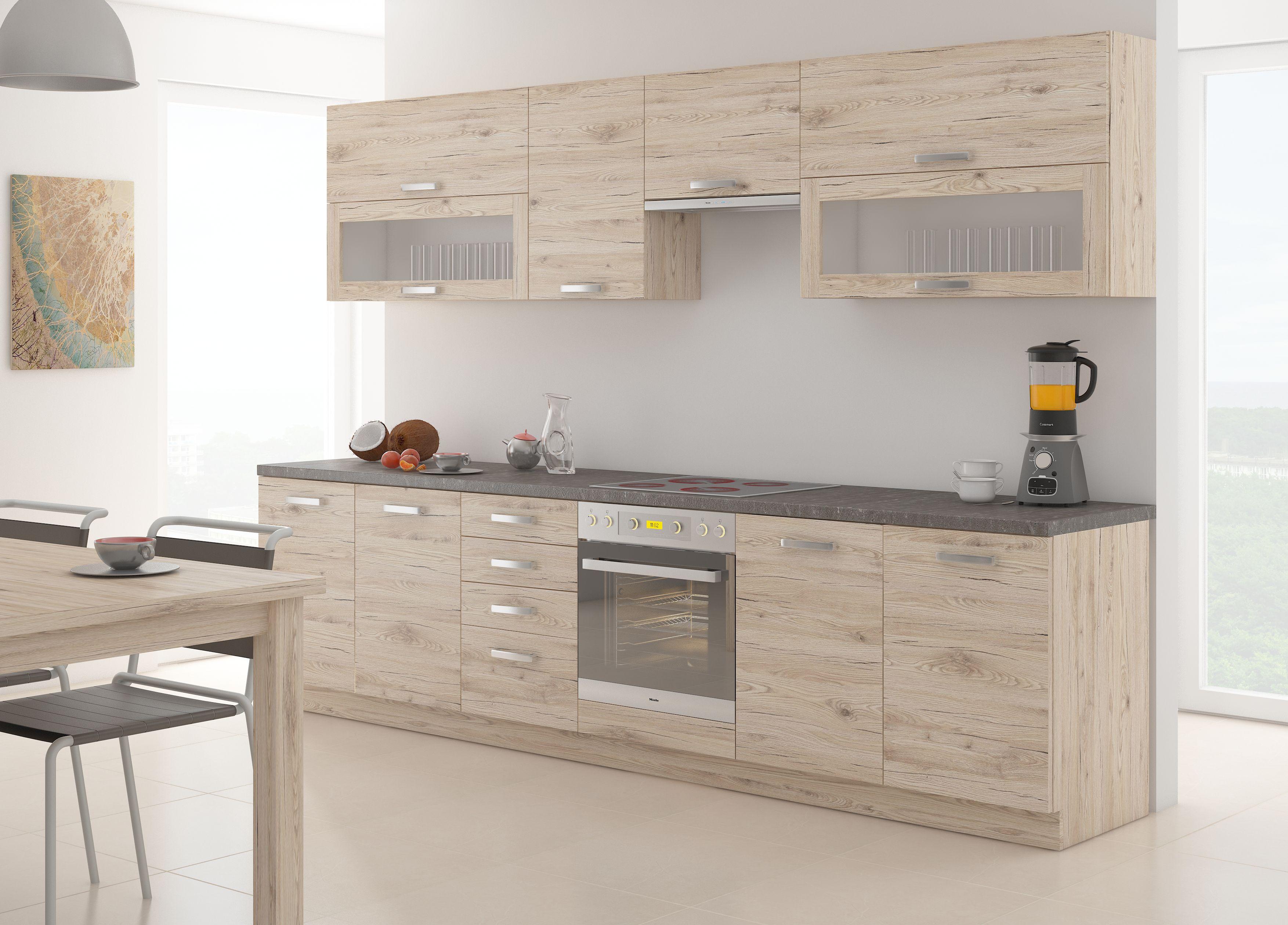 Kuchyně Cora a Mila Skandinávsk½ dub kuchyně kuchyňskálinka modernkuchyňskálinka modernkuchyně kuchyňskástudia kuchyněgorenje Gorenje mo…