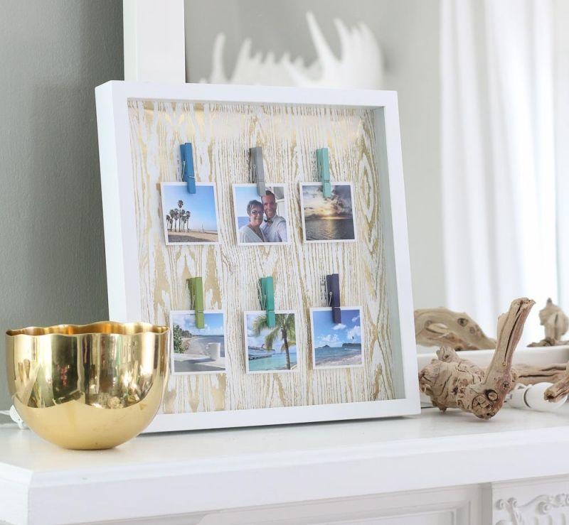 Fotocollage selber machen anleitung familienfotos selber machen pinterest collage craft - Fotocollage selber machen ...