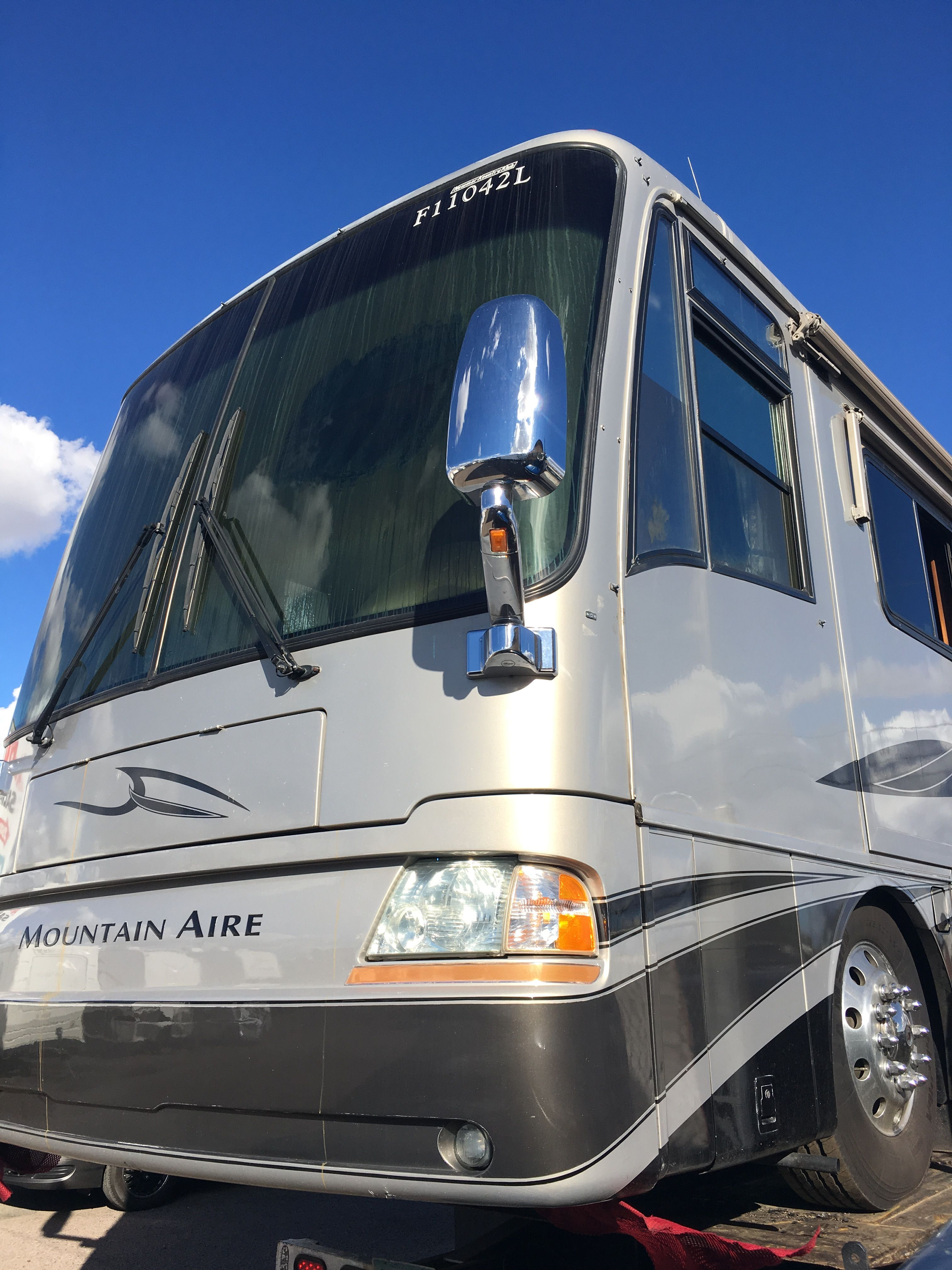 Mountain Aire by Newmar | AZ RV SALVAGE | Rv parts, Salvage parts
