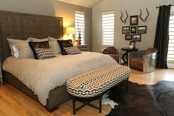 Coole Schlafzimmer für Männer - http://wohnideenn.de/schlafzimmer ...