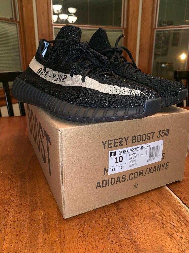 Adidas Men's Yeezy Boost 350 V2 Oreo