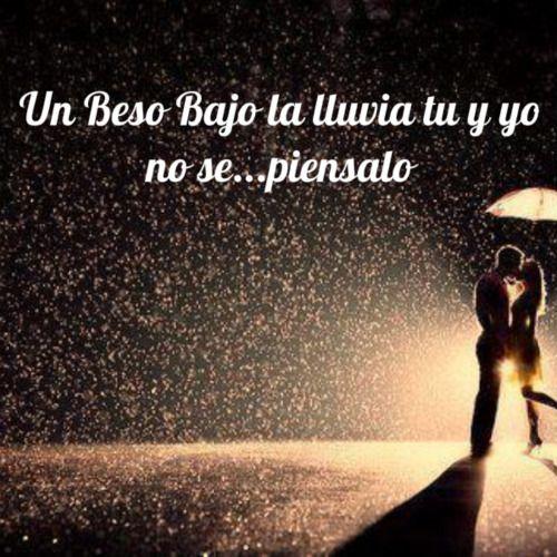 Frases De Lluvia Amor Y Romance Para Dedicar Y Conquistar A Tu