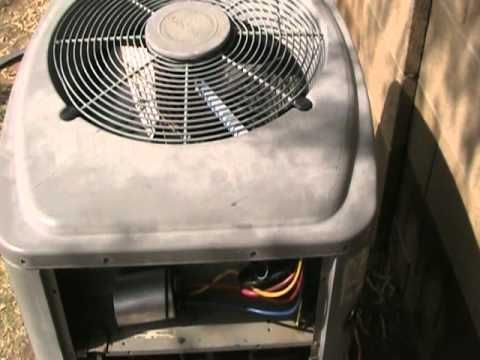 How To Troubleshoot Central Air Conditioner Ask Com Youtube