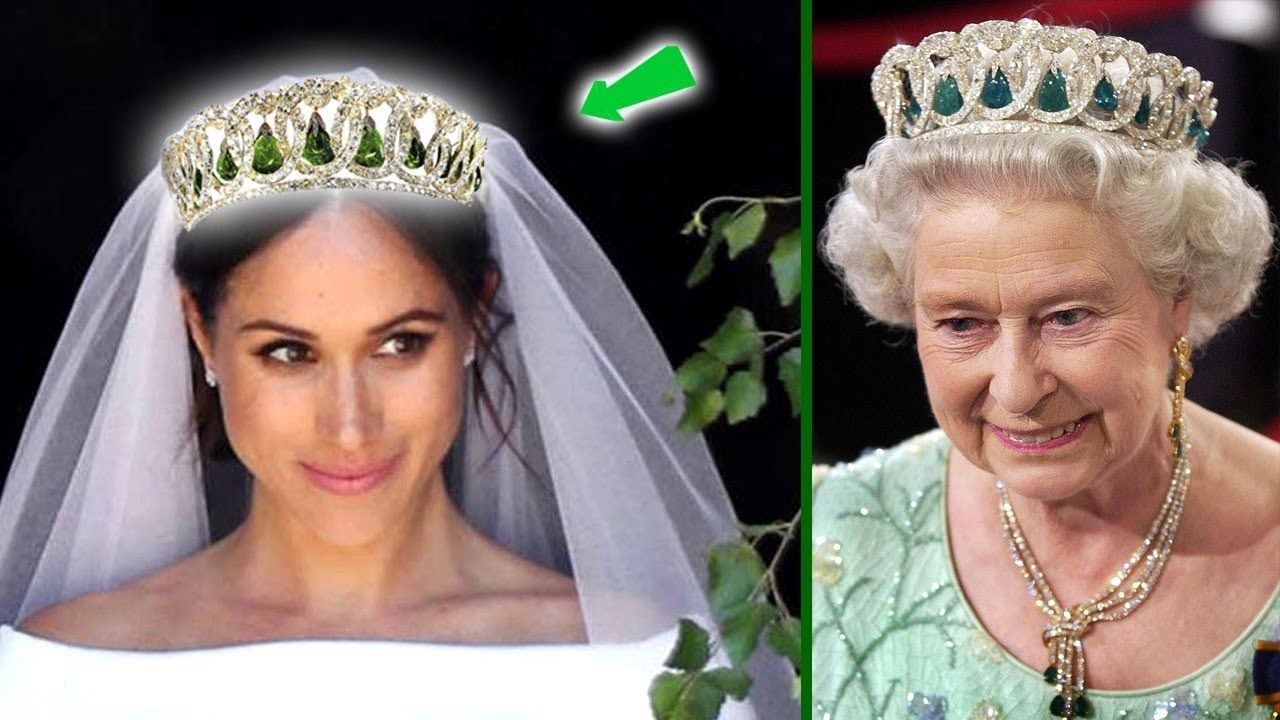 what crown did kate wear at the wedding kate middleton wears alexander mcqueen to meghan royal tiaras royal jewelry celebs what crown did kate wear at the wedding