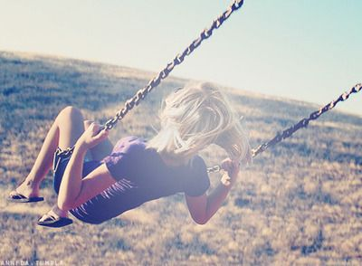 you're never too old to swing.